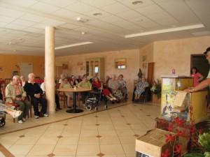 Maison de retraite Niort 2010